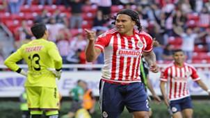 Chivas vs Veracruz Liga MX 10012016 Carlos Peña