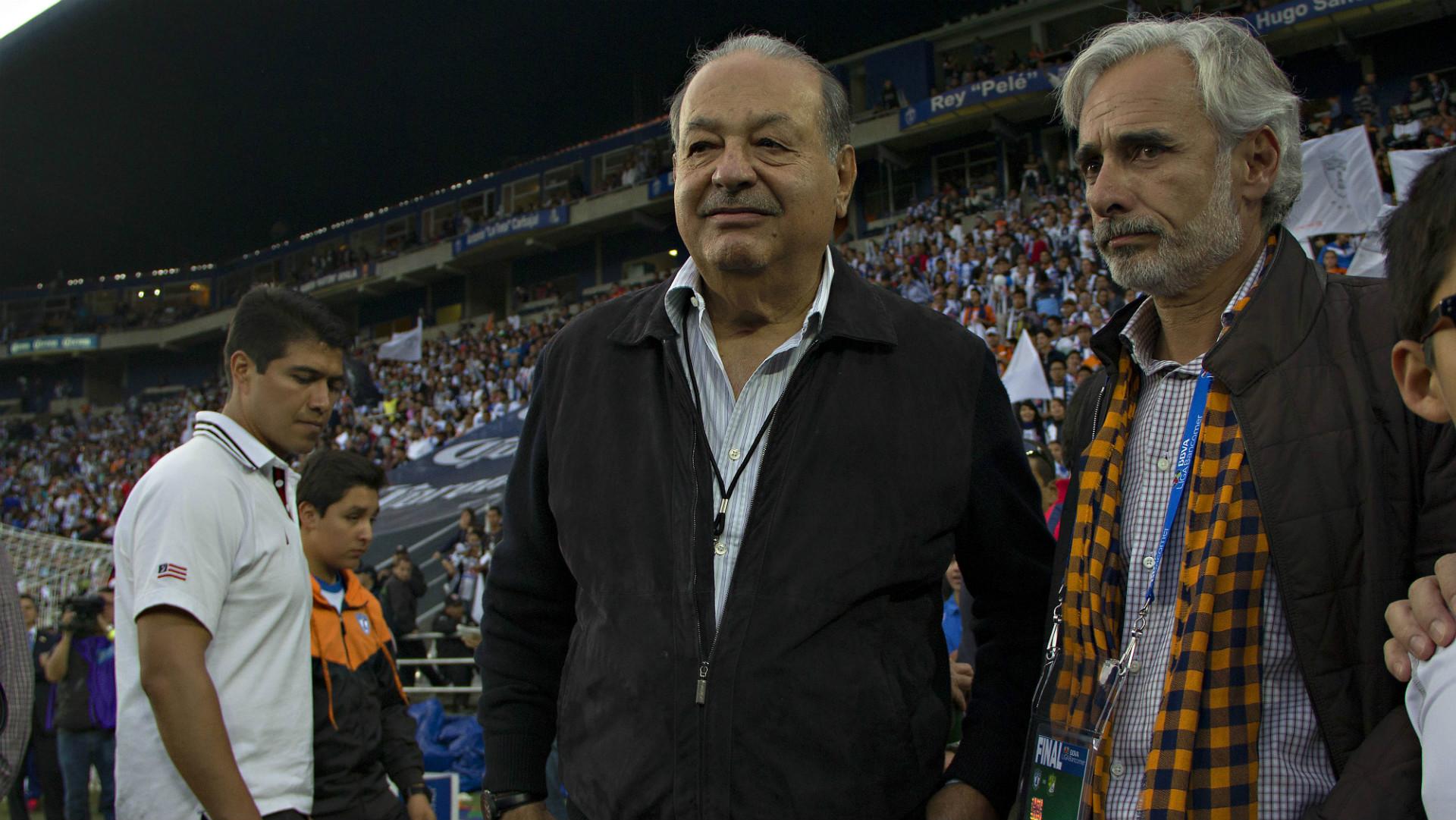 Grupo Pachuca anuncia fin de relación con Carlos Slim