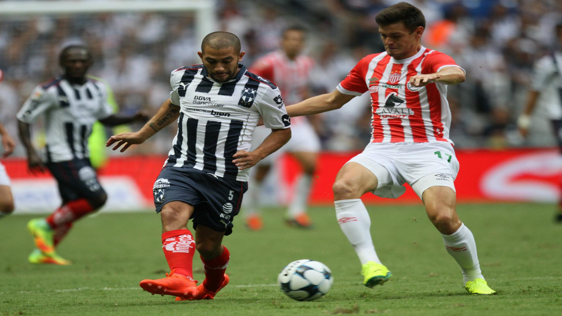 Walter Gargano, Monterrey, J5 Apertura 2016