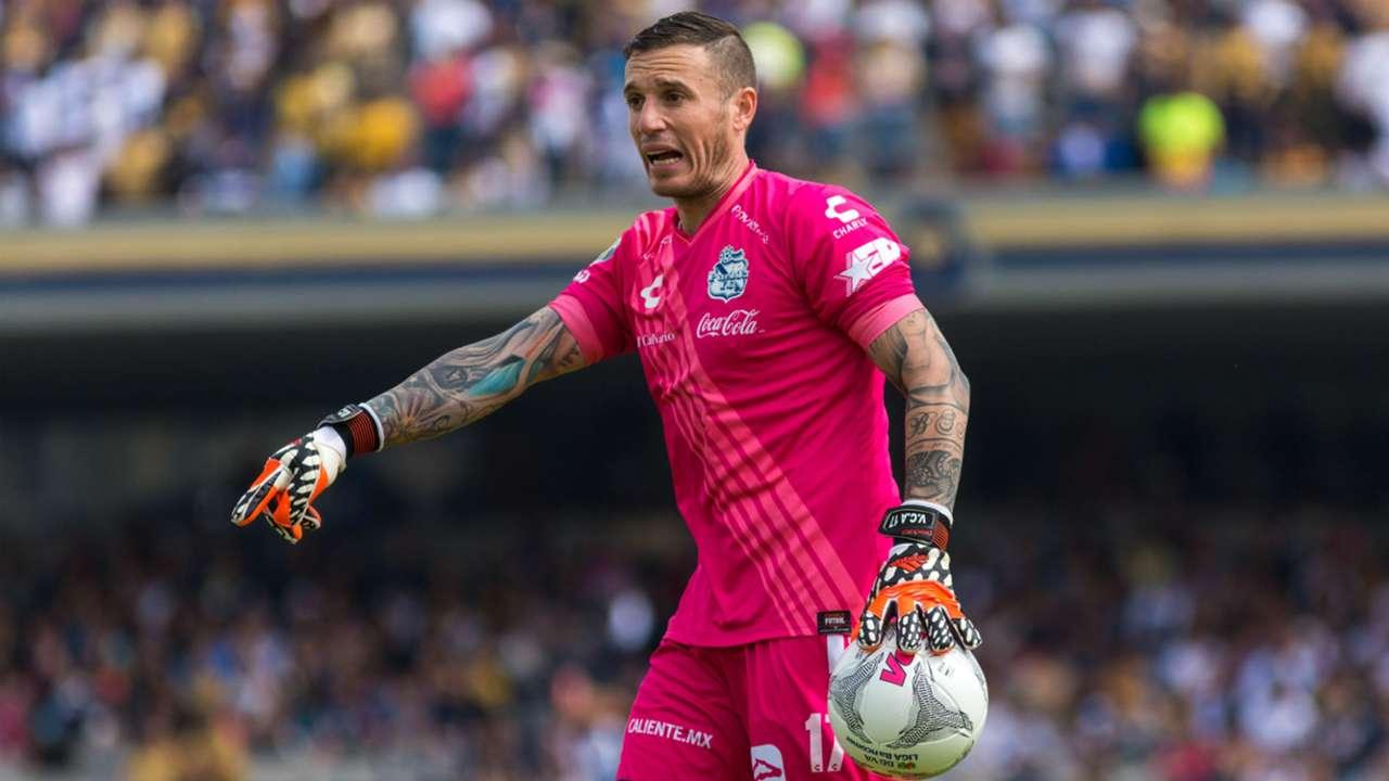 Pumas vs Puebla 24012016 Liga Mx Cristian Campestrini