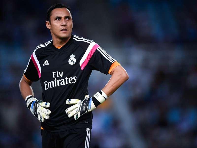 Keylor Navas: 'Só Deus sabe se vou seguir no Real Madrid'