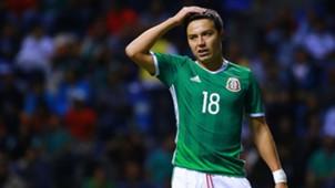 Erick Cubo Torres Selección México vs Argentina Pre JJOO Río 2016 Estadio Cuauhtémoc