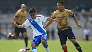 Pumas vs Puebla 24012016 Liga Mx Christian Bermudez