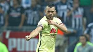 Monterrey v América, Miguel Samudio, LIga MX, Clausura 2016, Semifinal, 210516