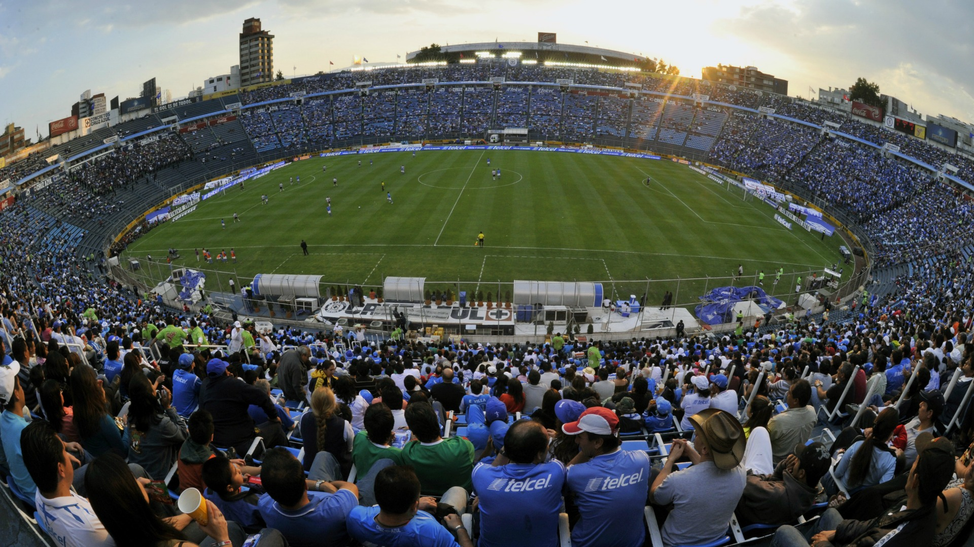 Estadio Azul Cruz Azul 030816