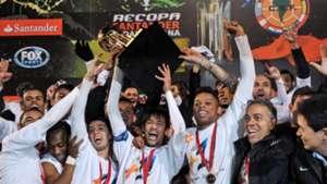 Santos Copa Libertadores champions 2011