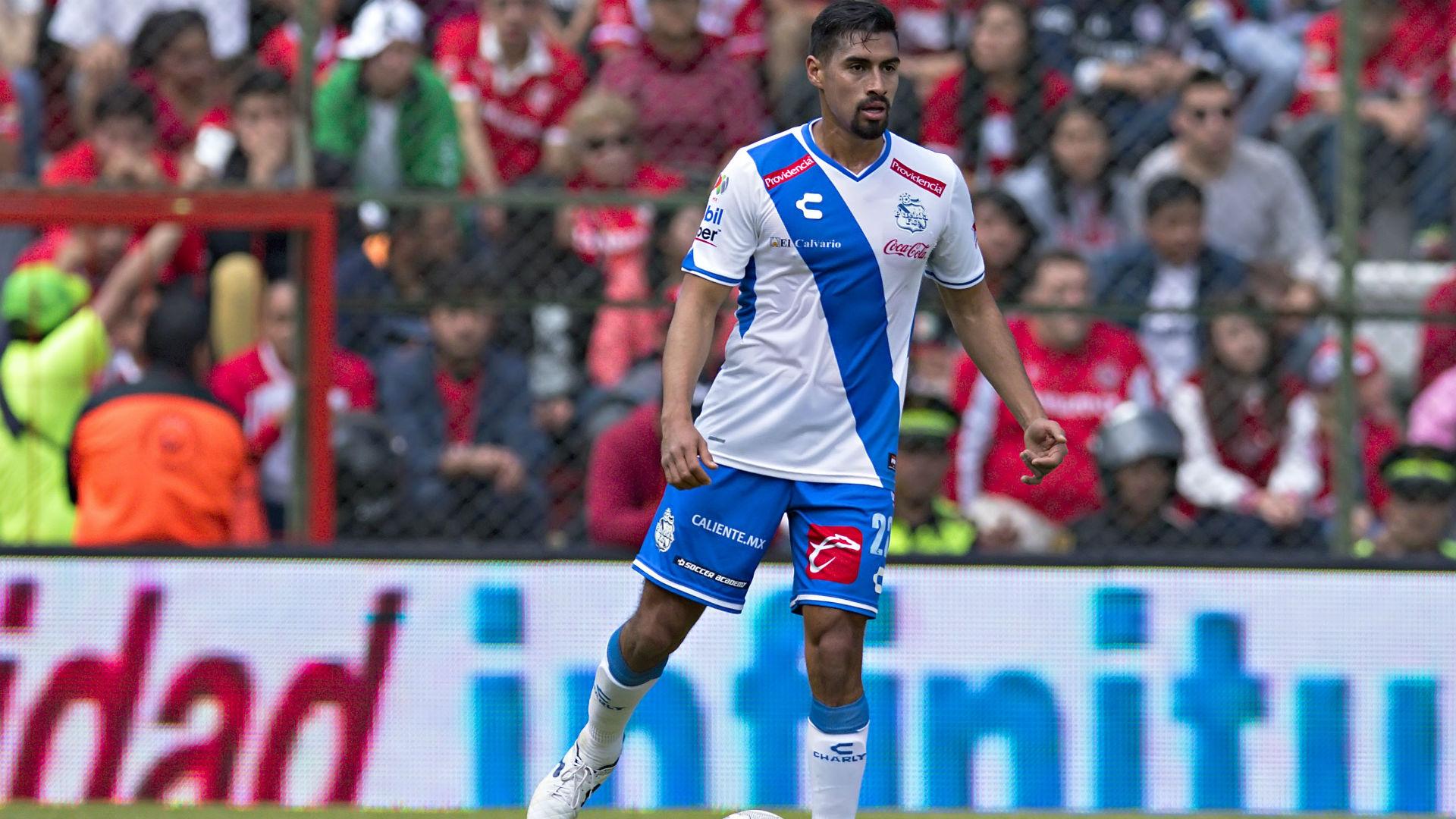 Toluca vs Puebla 30012016 Liga Mx Patricio Araujo