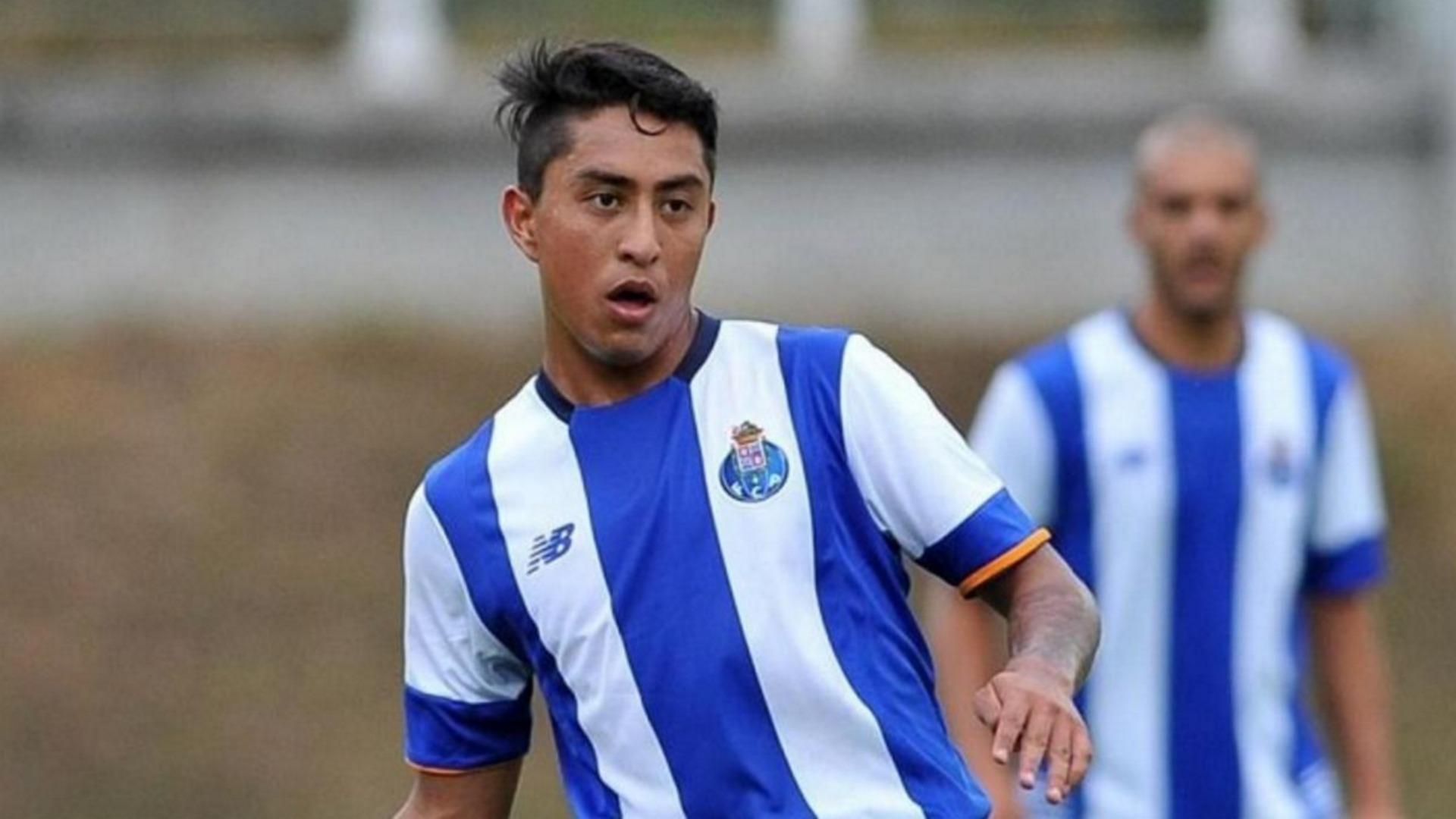 Omar Govea Porto 090916