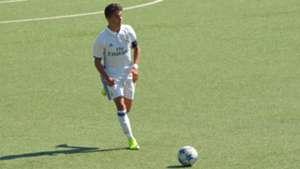 Paolo Medina Real Madrid 090816