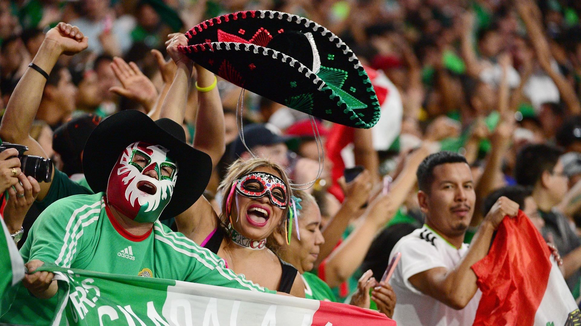 Fans de México