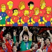 España campeón del mundo en 2010