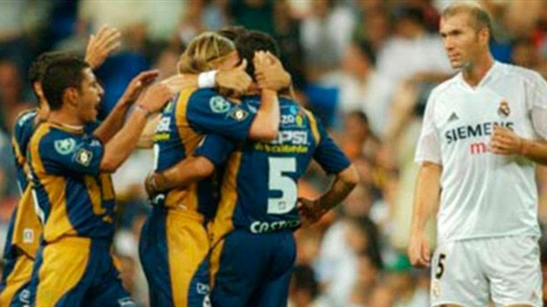 Pumas Real Madrid