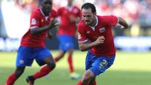 Marco Ureña, Costa Rica, Copa América, 070616