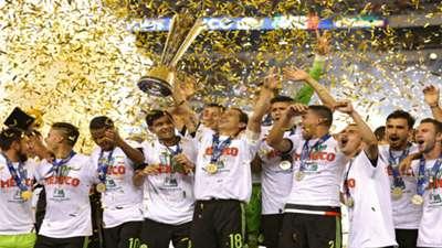 México Campeón Copa