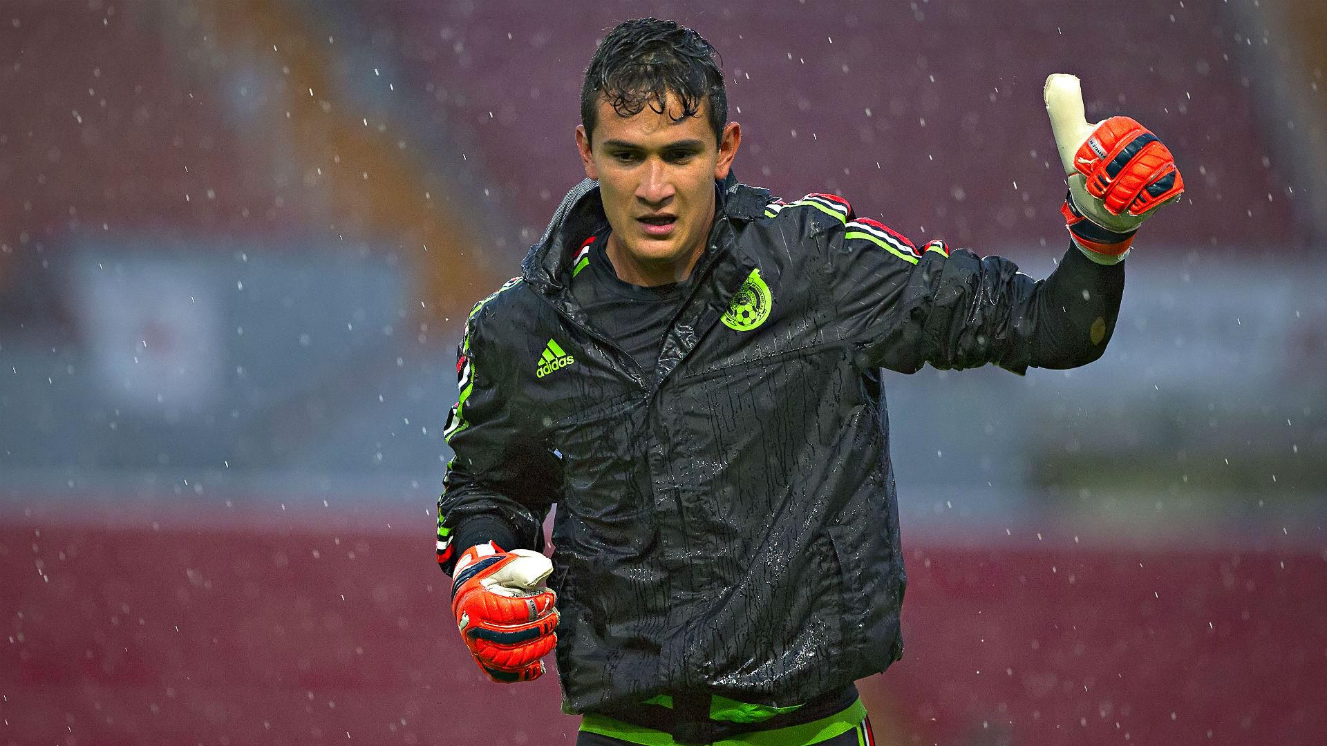 Raúl Gudiño México Sub 23