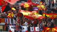 Mallorca fans