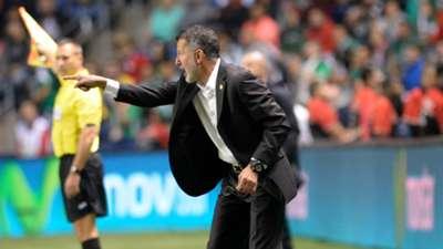 Juan Carlos Osorio Selección Mexicana 131016