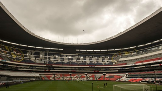 Estadio Azteca México vs Honduras Eliminatorias Rusia 2018 CONCACAF 05092016