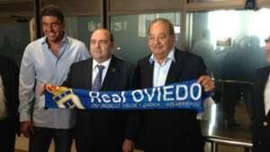 Carlos Slim Arturo Elías Ayub Real Oviedo 220515