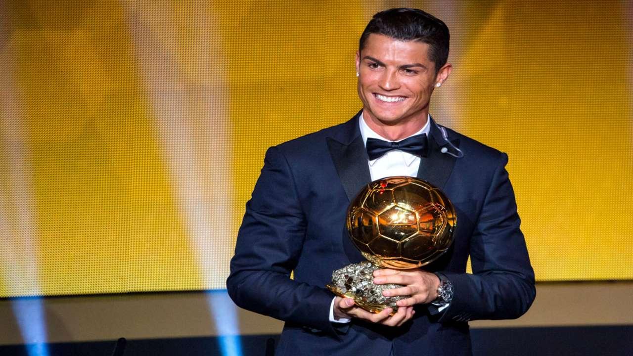 Cristiano Ronaldo, Balón de Oro 2014