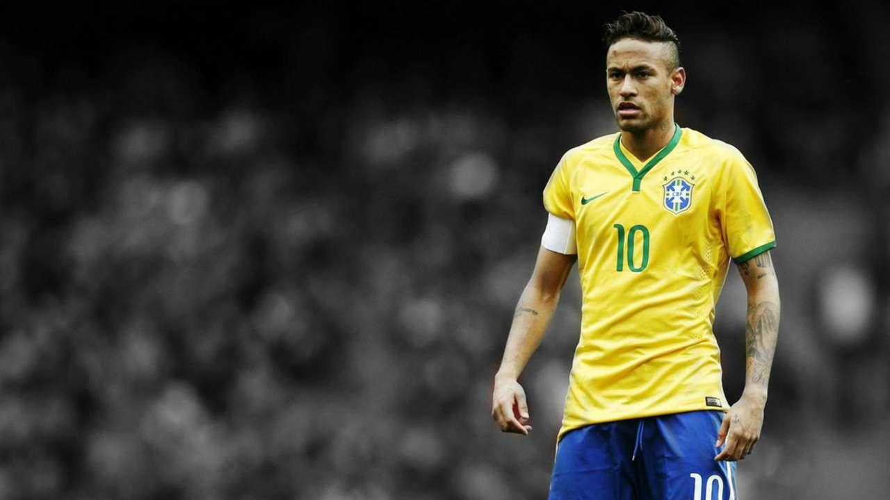 Neymar Brasil 030816