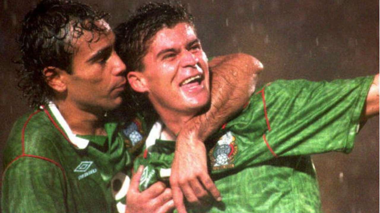 México Copa Oro 1993 020715