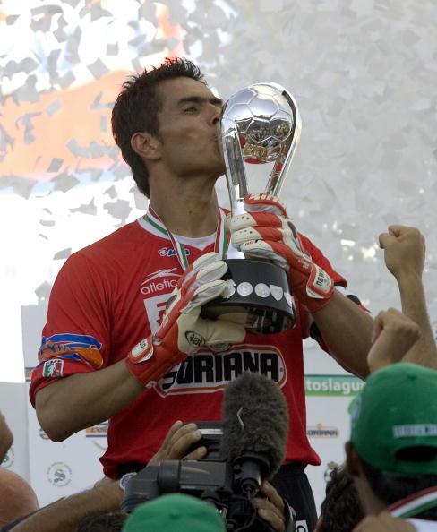 Campeón, Santos vs Cruz Azul Clausura 2008