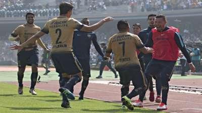Pumas v América, Semifinales, 06122015