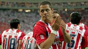 Javier Hernández Chivas 021214