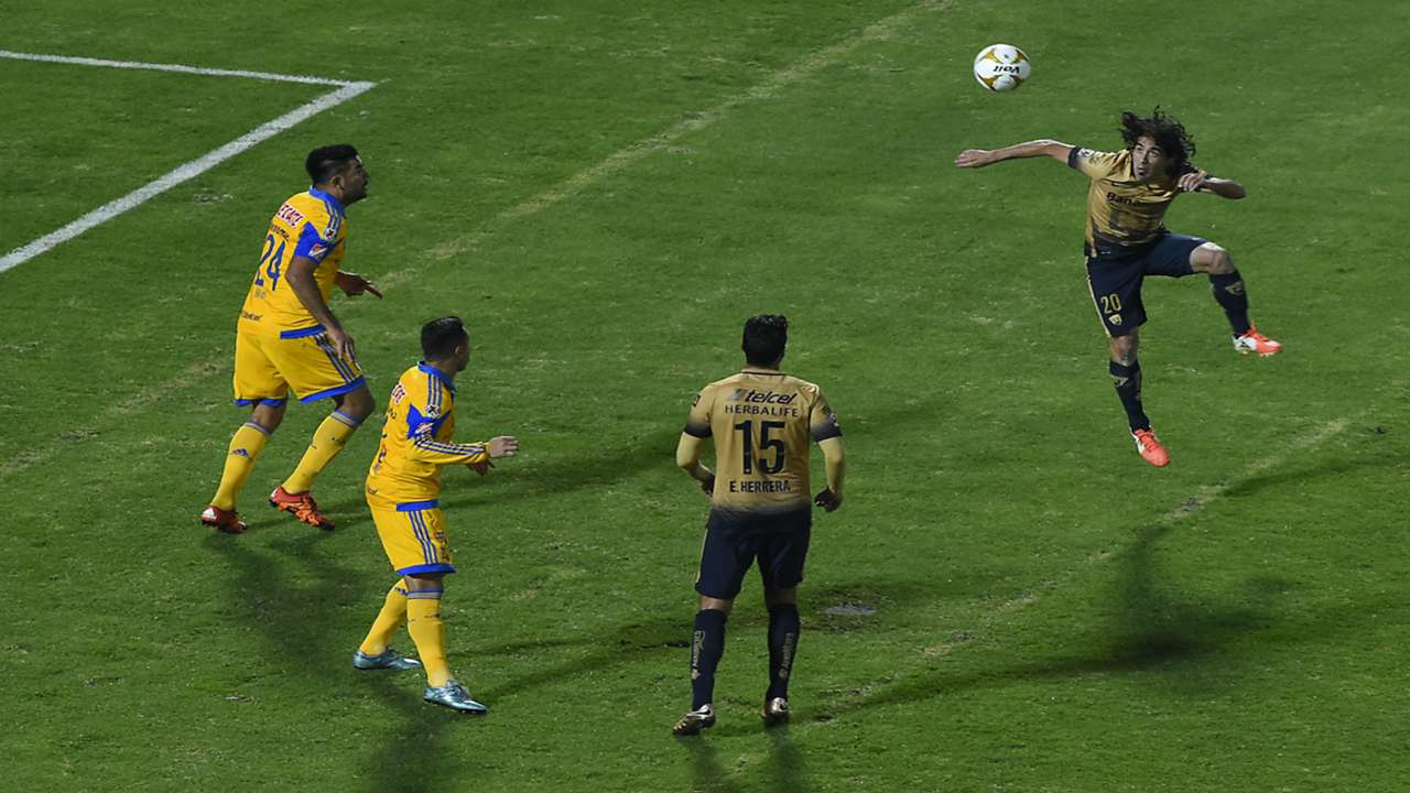 Pumas vs Tigres Final Apertura 2015 13102015