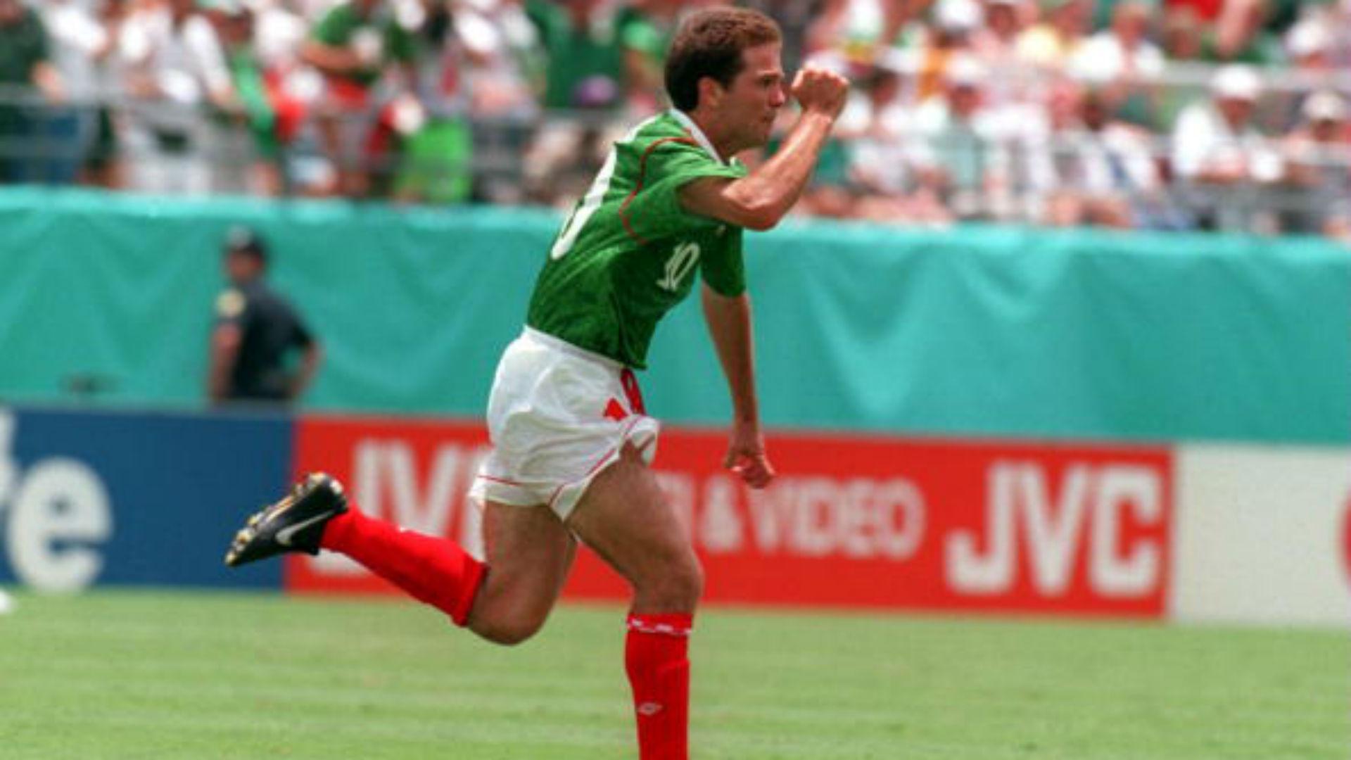 Luis García Postigo México USA 1994