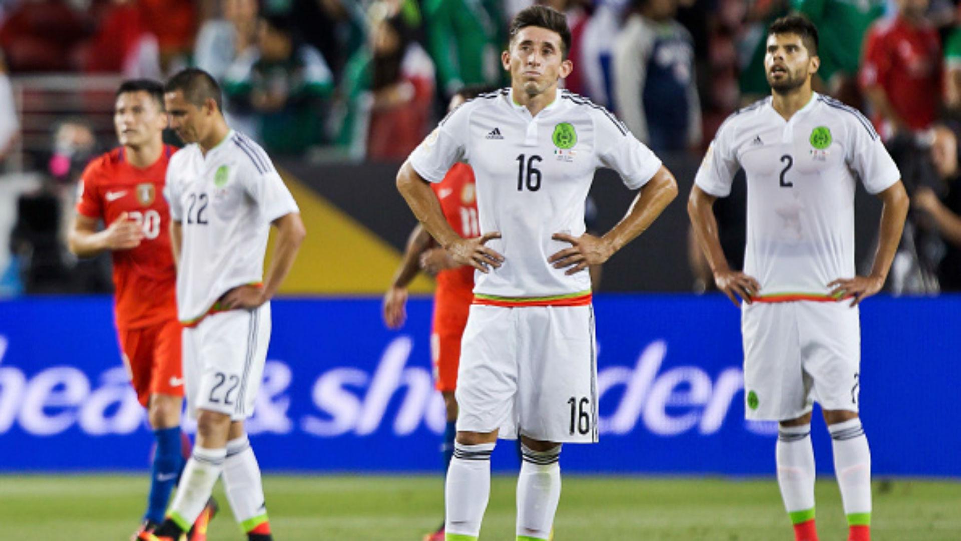 Héctor Herrera México Chile Copa América Centenario 2016 18062016