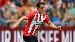 Andrés Guardado PSV 160816