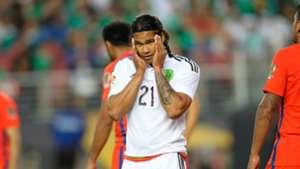 Carlos Gullit Peña México Chile Copa América Cententario 2016