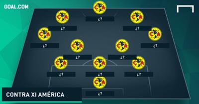 Contra XI América