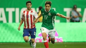 México vs Paraguay Partido Amistoso 28052016 Jurgen Damm