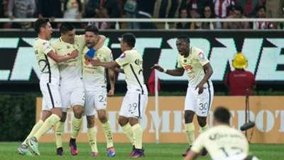 Oribe Peralta Chivas América Liga MX Apertura 2016 Cuartos de Final 27112016