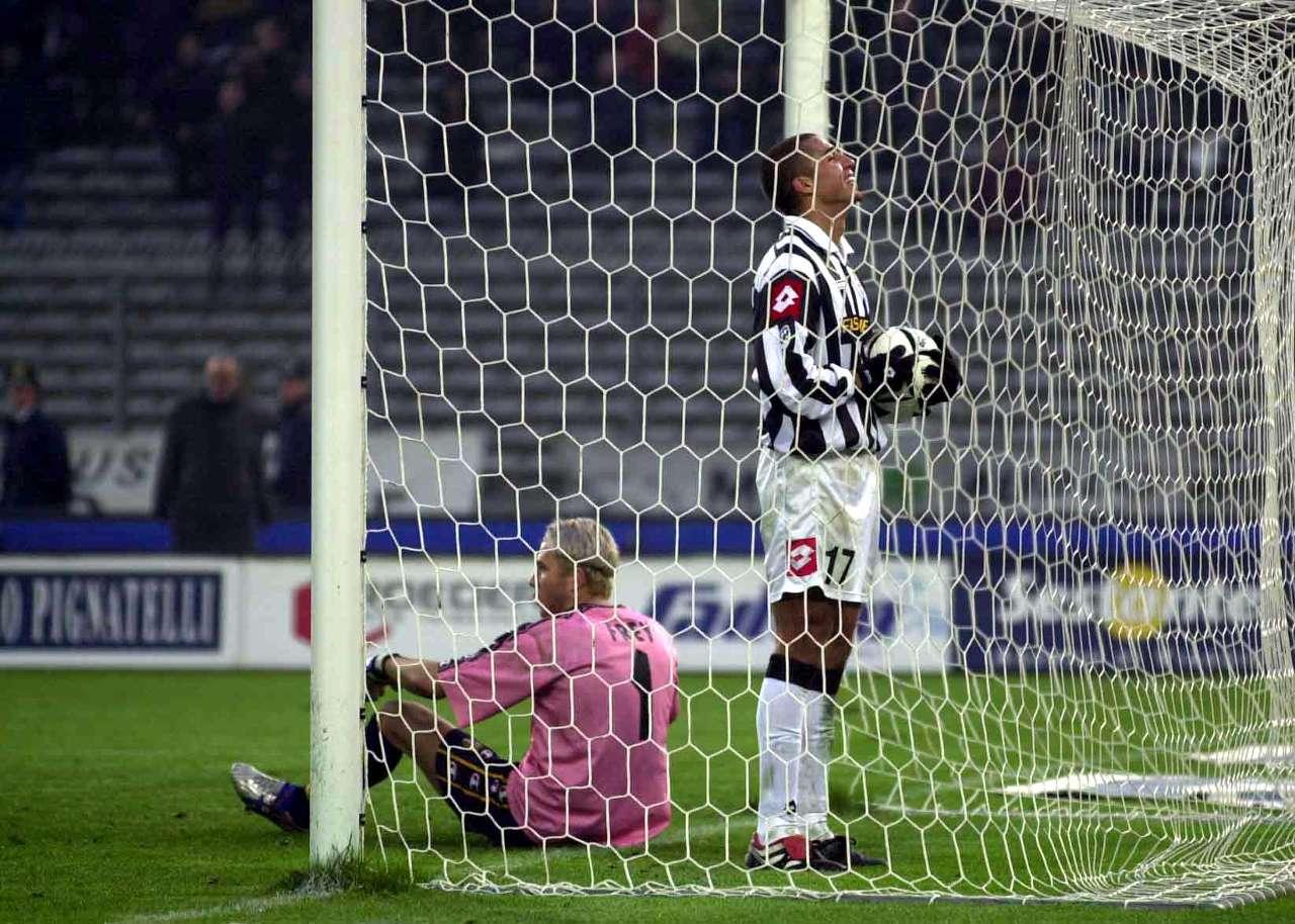 Trezeguet Juventus