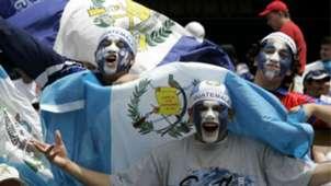 Guatemala fans Copa Oro