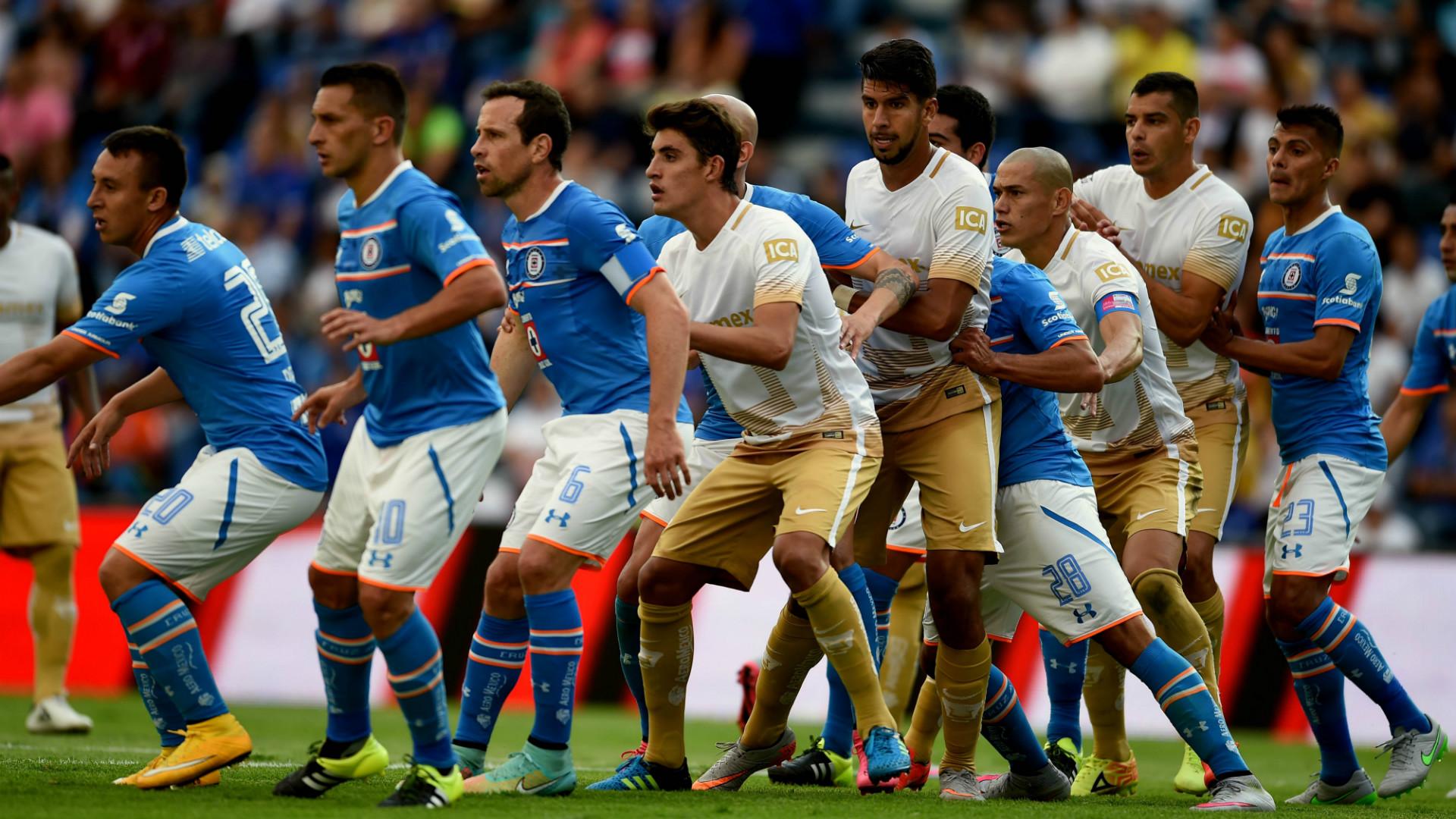 Cruz Azul Pumas