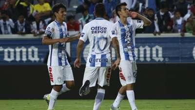 J1, Pachuca, Hirving Lozano, Apertura 2016, Liga MX, 160716