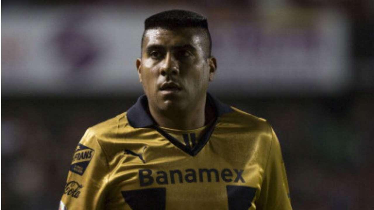 Daniel Ludueña Pumas 130515