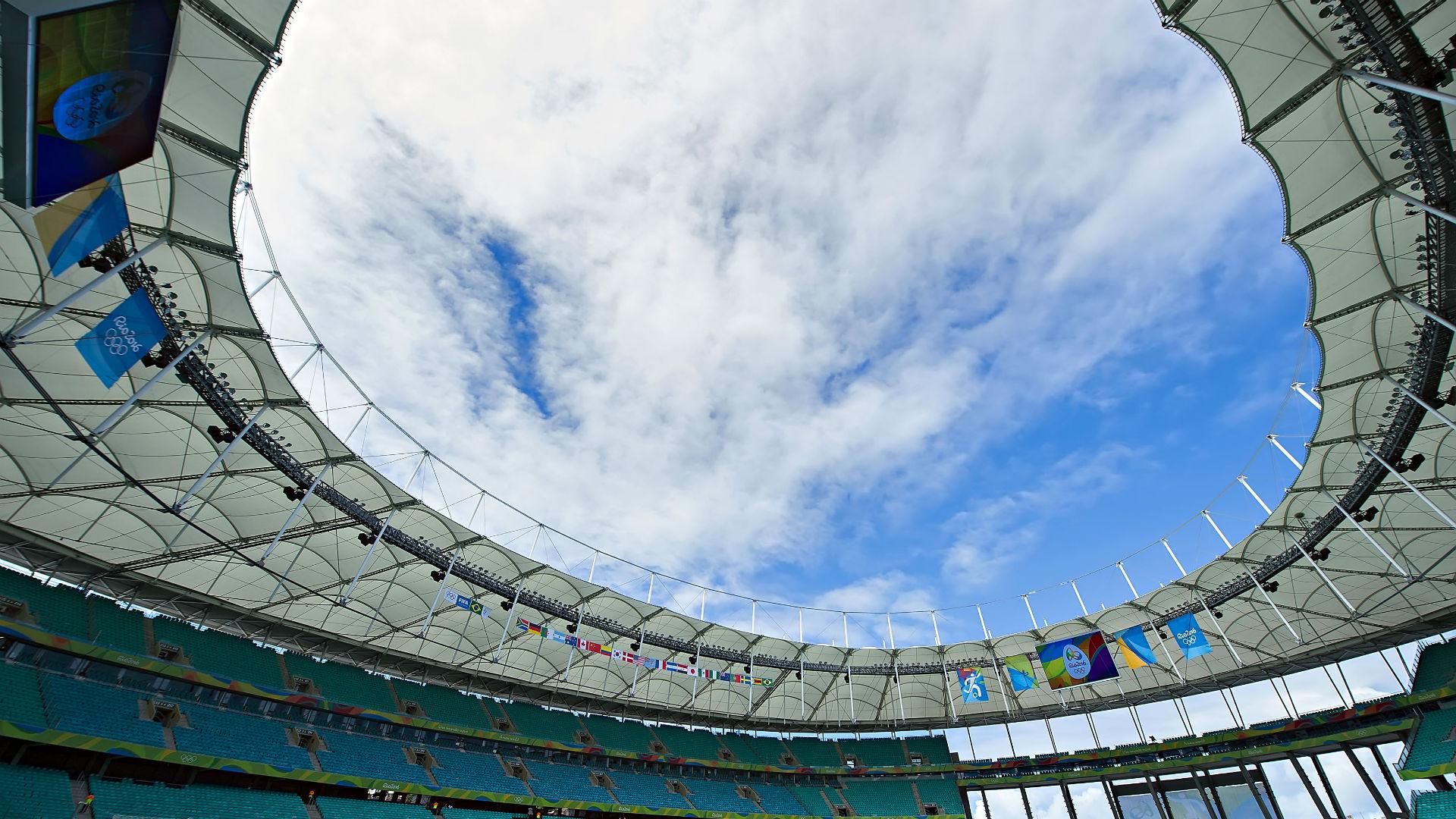 México Fiji Juegos Olímpicos Río 2016 Arena Fonte Nova