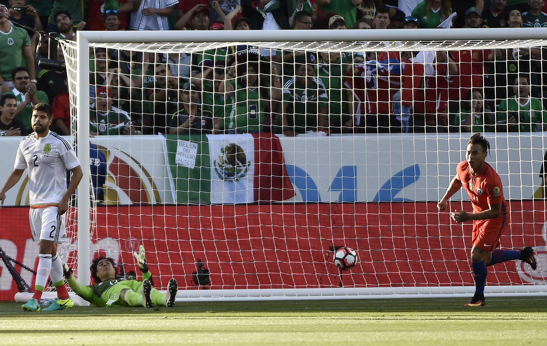 Mexico vs Chile Copa America Centenario
