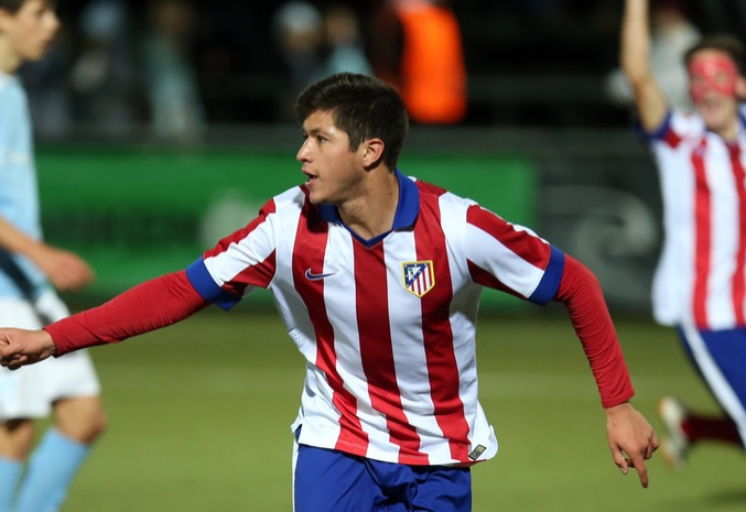 Diego Gama Atlético de Madrid
