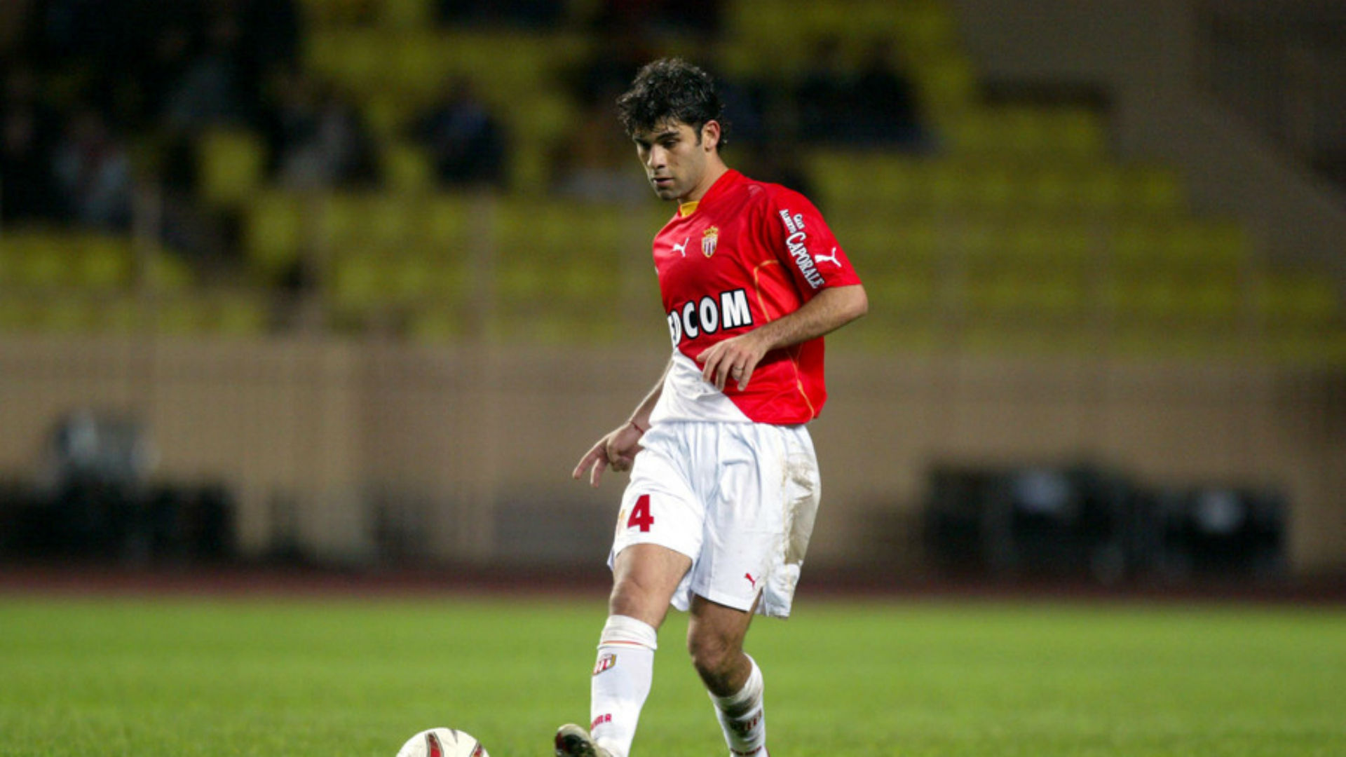 Rafael Márquez Álvarez AS Monaco Francia Campeón