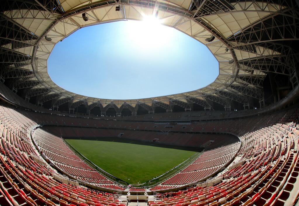 King Abdullah Sports City Stadium - Arabia Saudita