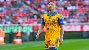 Jesús Dueñas,Tigres, J3 Liga MX, 24/01/2016