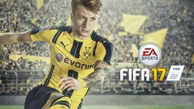 FIFA 2017 portada