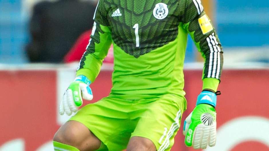 Uniforme de portero de la Selección Mexicana - Goal.com 9a531e76351b6
